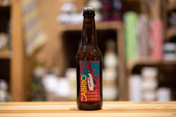 Bière artisanale Cabrio - Pale Ale