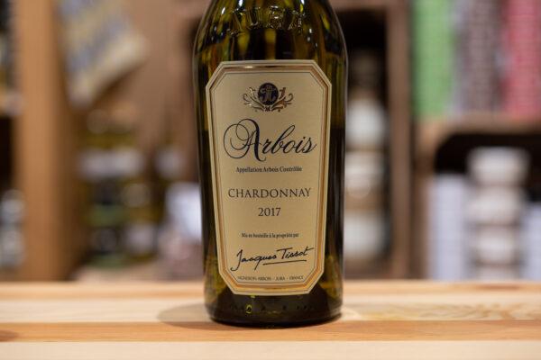 Arbois - Chardonnay 2017 - Jacques Tissot