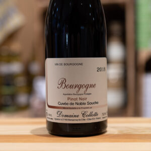 Pinot noir 2018 - Cuvée de Noble Souche - Domaine Collotte