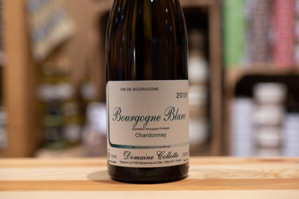 Chardonnay 2018 - Bourgogne blanc - Domaine Collotte