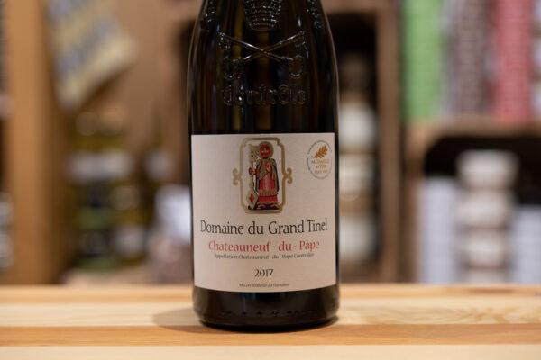 Châteuneuf du Pape 2017 - Domaine du Gran Tinel