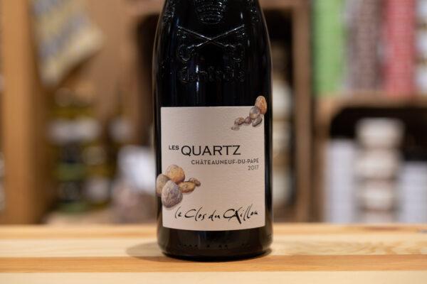 Châteuneuf du Pape 2017 - Les Quartz - Le Clos du Caillou