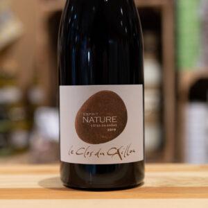 Côtes du Rhône 2019 - Esprit Nature - LesClos du Caillou