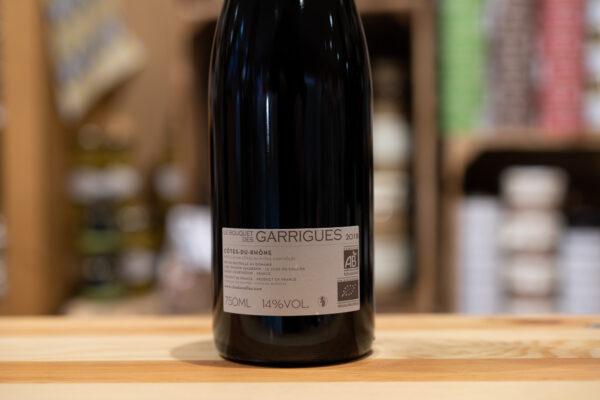Côtes du Rhône 2018 - Le Bouquet des Garrigues - Le Clos du Caillou