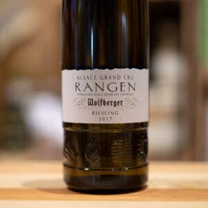 Riesling 2017 - Grand cru Rangen - Wolfberger