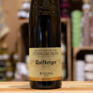 Riesling 2017 - Steingrubler - Wolfberger (150cl)