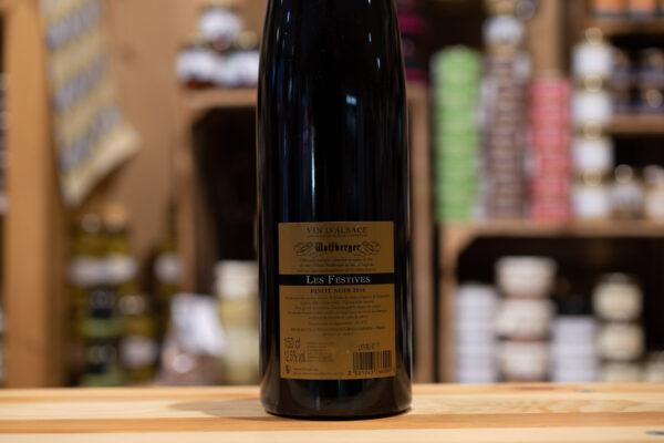 Pinot Noir 2016 - Les Festives - Wolferver (150cl)