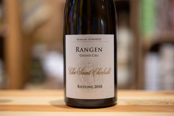 Riesling 2018 - Grand cru Rangen - Domaine Schoffit
