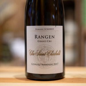 Gewurztraminer 2017 - Grand cru Rangen - Domaine Schoffit