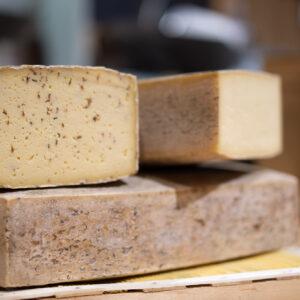 Randonneur - Carvi des Prés - Ferme Schoeffel d'Alsace - Vache
