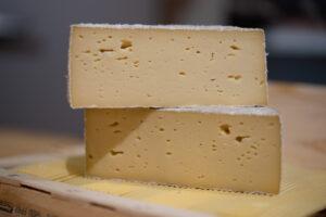 Tomme du Lochberg - Ferme Schoeffel d'Alsace - Vache