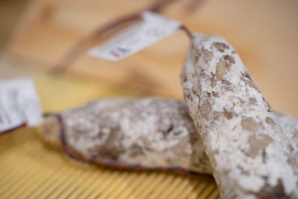 Saucisson de Savoie - Herbes intérieures