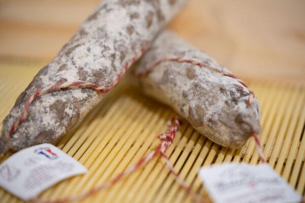 Saucisson de Savoie - Cèpes